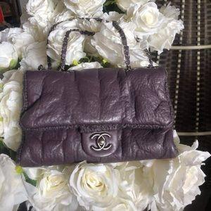 ☂️Authentic Chanel Single Flap Bag Clutch/WOC🎨